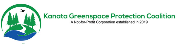 Kanata Greenspace Protection Coalition Logo